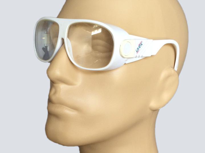 Safety Glasses - Uvex (White)