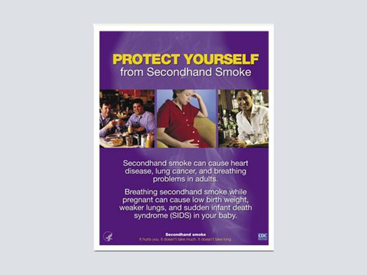 Poster - Protect Yourself - 16 x 20