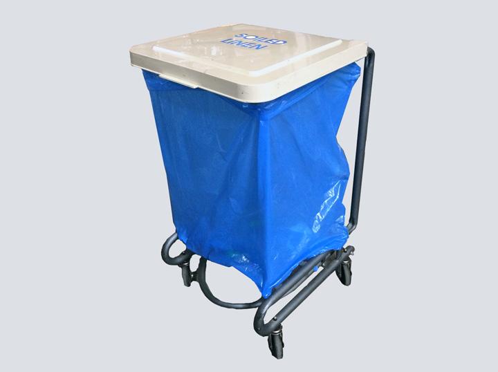 Soiled Linen Cart