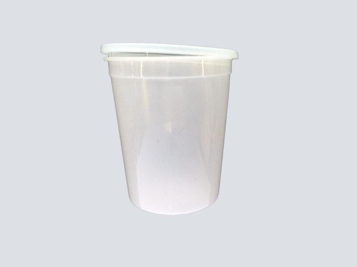 Specimen Container w/ Lid - Medium