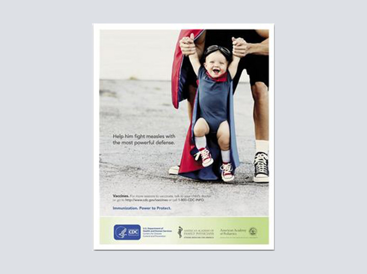 Poster - Super Baby - 16 x 20