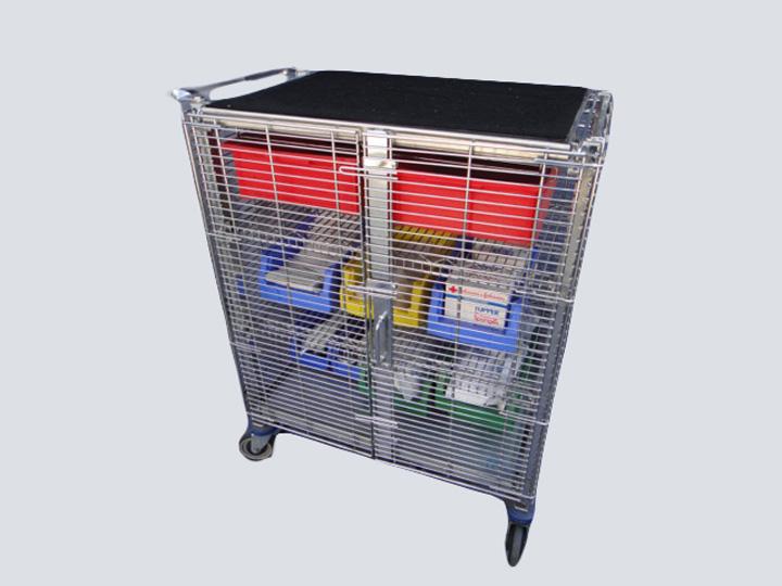 Supply Cart - J