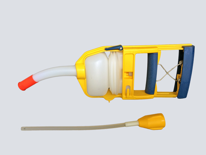 V-VAC Manual Suction Gun