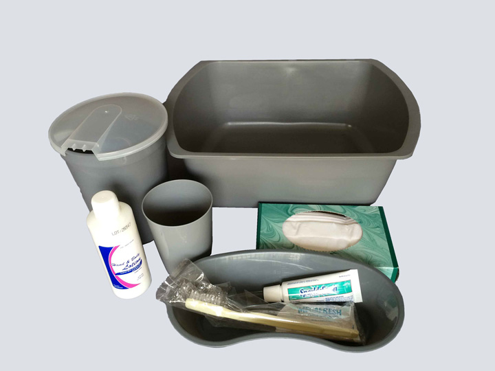 Patient Admit Kit (Grey)