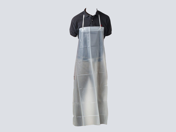 Apron (Clear Frosted)