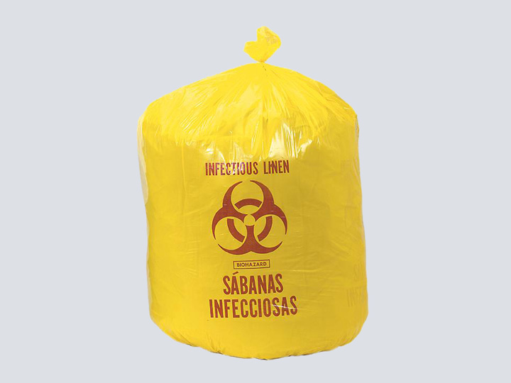 Bag - Infectious Linen (Yellow)
