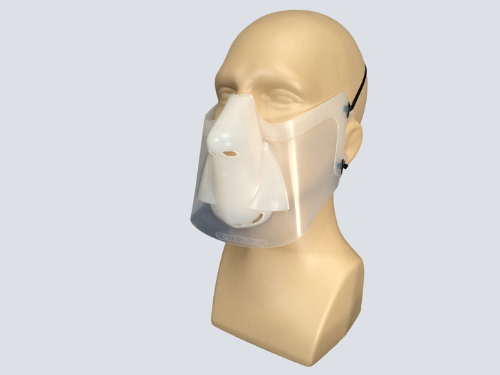 Bite/Spit Protection Mask