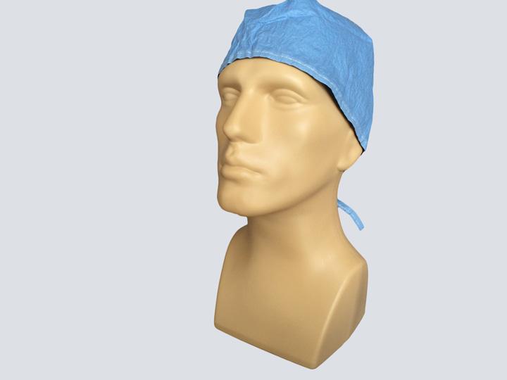 Cap - Flat Surgeon Cap