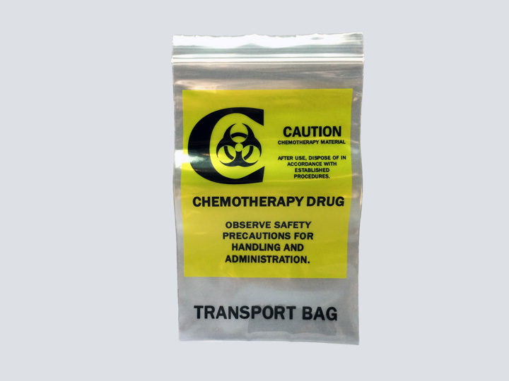 Chemotherapy Drug Transport Bag