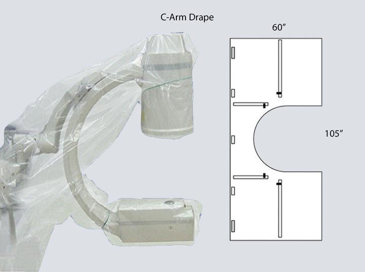 Drape - C-Arm Drape
