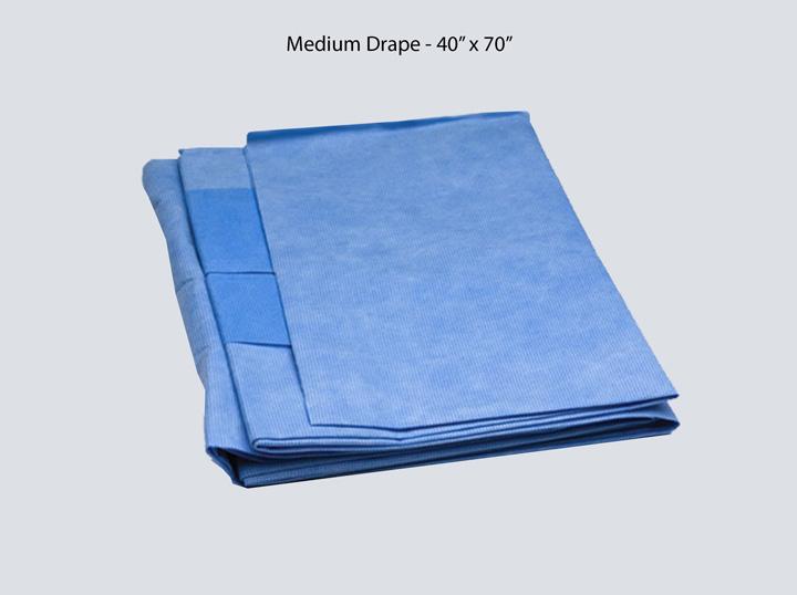 Drape - Medium Sterile Drape