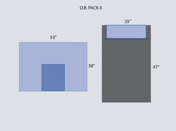 Drape - OB Pack II