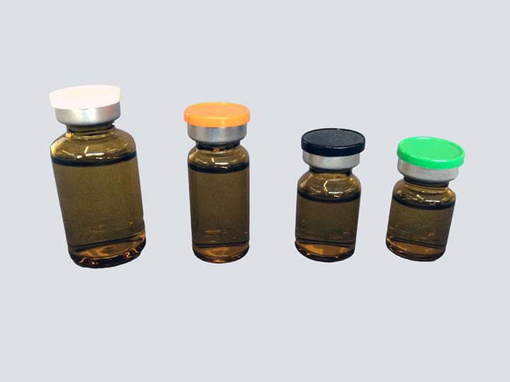 Drug Vials (Amber)