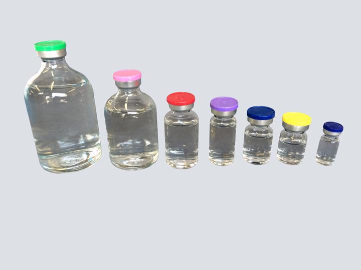 Drug Vials (Clear)