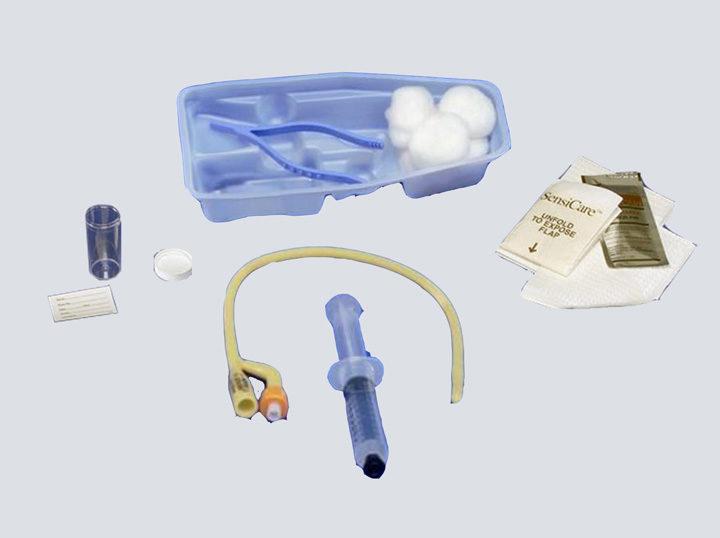 Foley Catheter Tray (No Bag)