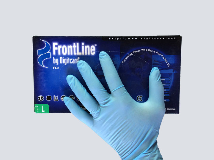 Gloves - Nitrile (Blue)