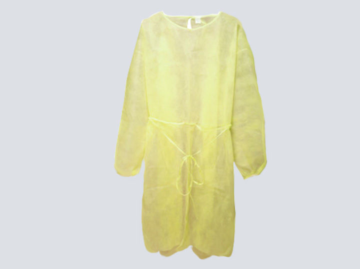 Gown - Trauma Gown (Yellow)