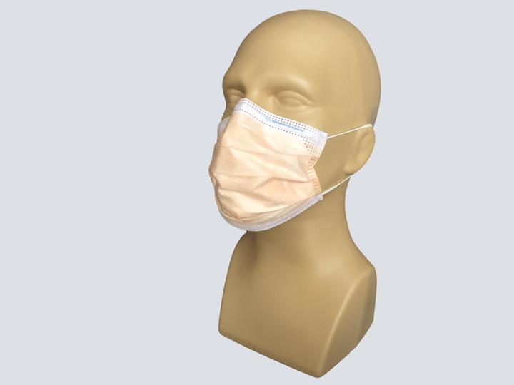 Mask - Orange Procedure Mask - Loops