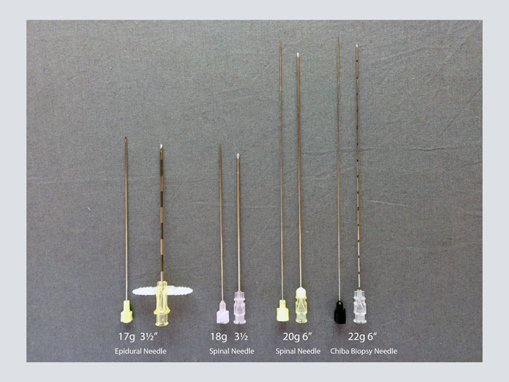 Needles - Long