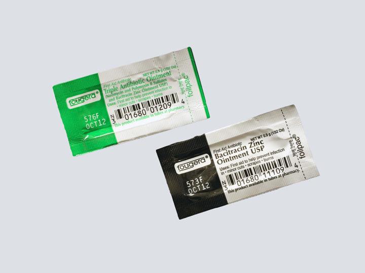 Ointment - Single Use Packs