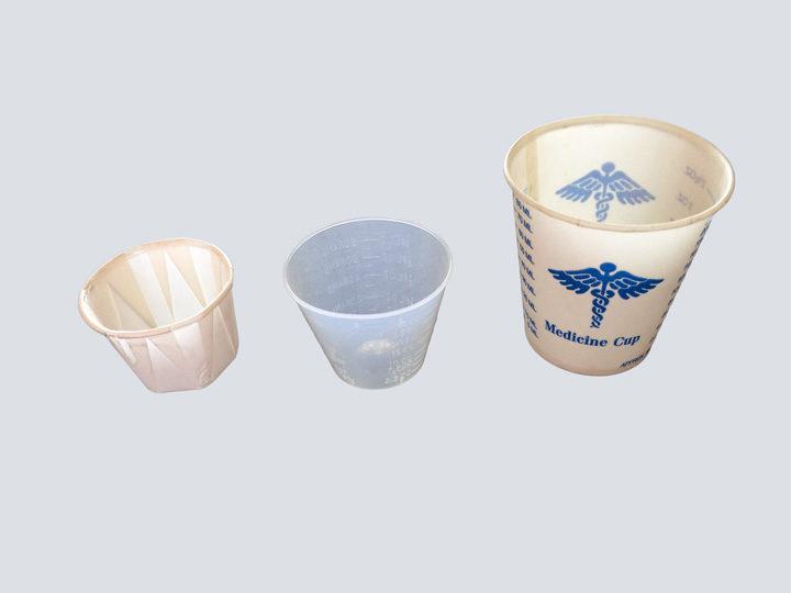 Pill Cups
