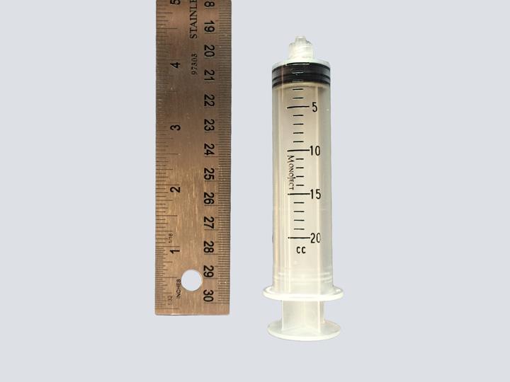 Syringe - 20 cc