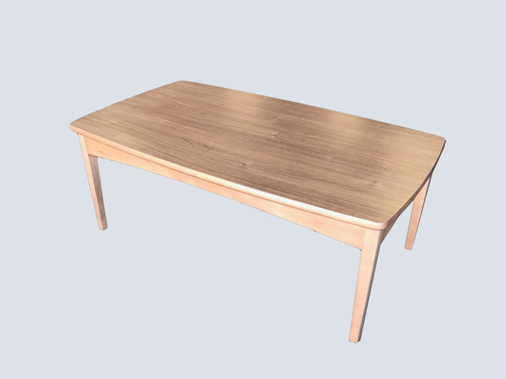 Coffee Table - Rectangular (Light Wood)