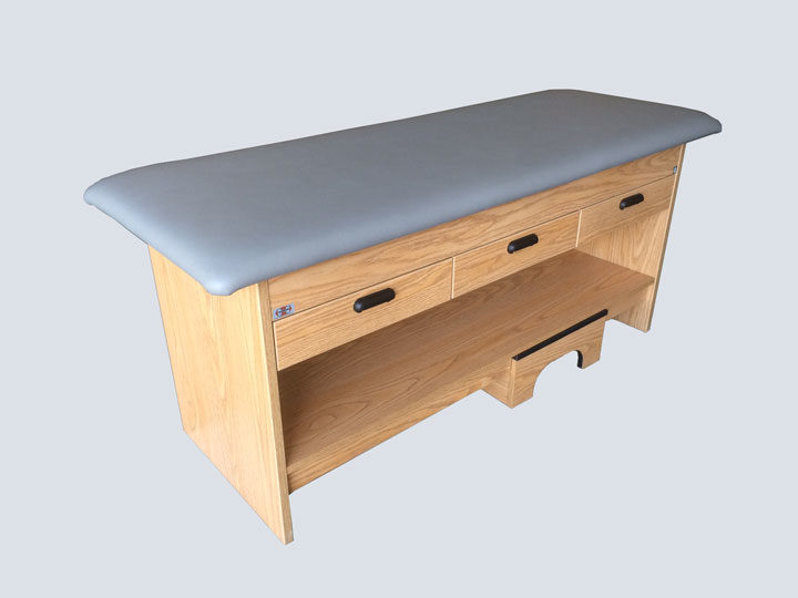 Therapy/Massage Table - Grey
