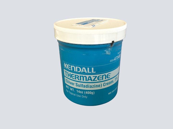 Thermazene Burn Cream
