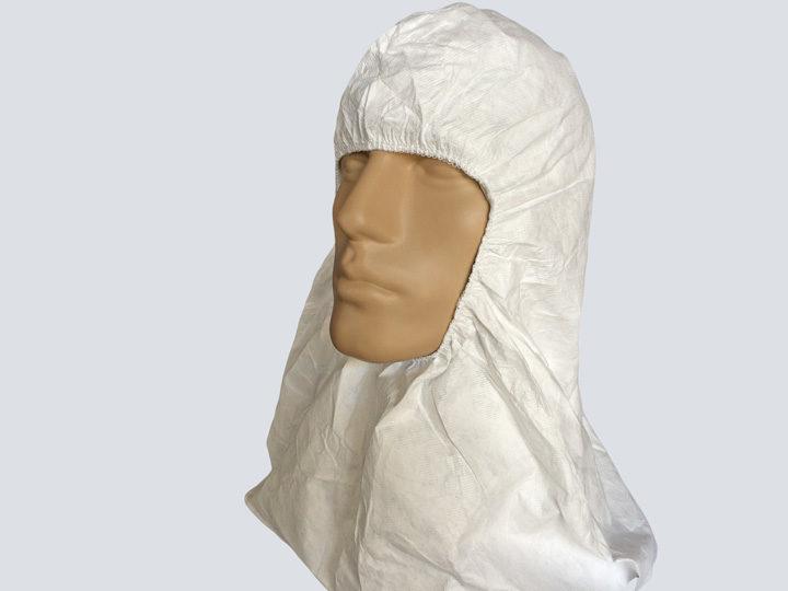 Tyvek Hood (White)