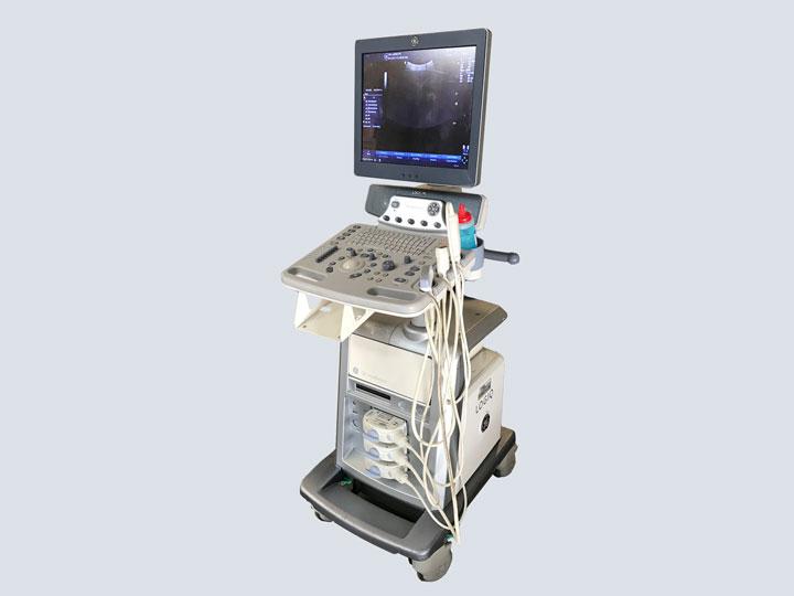 Ultrasound - G.E. Logiq P6