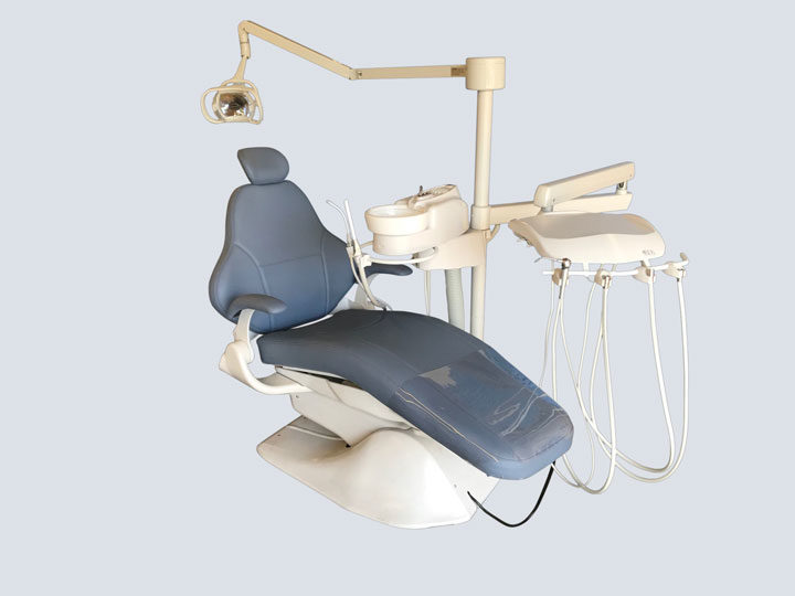 Dental Chair - Blue Fog