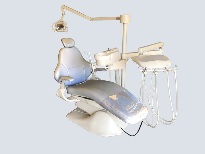Dental Chair - Feather Grey