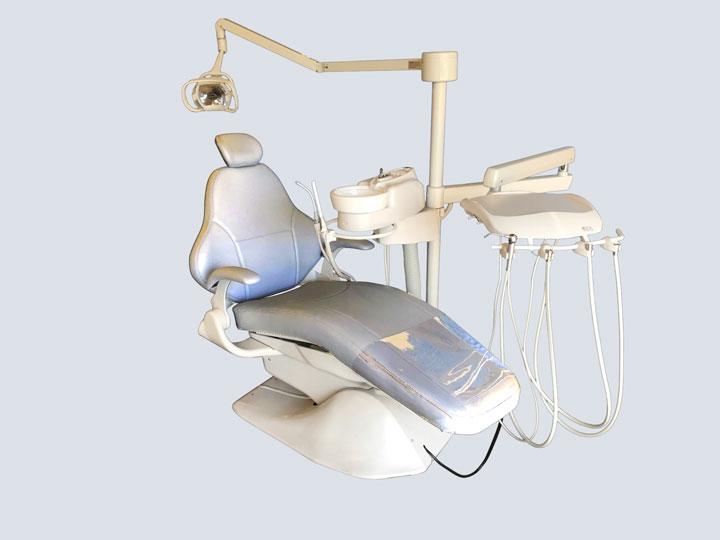 Dental Chair - Feather Grey