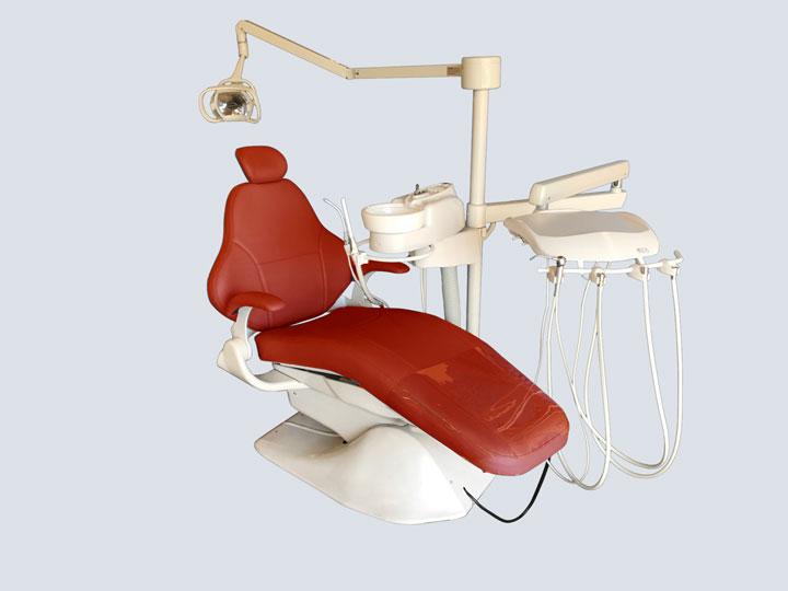 Dental Chair - Paprika Red