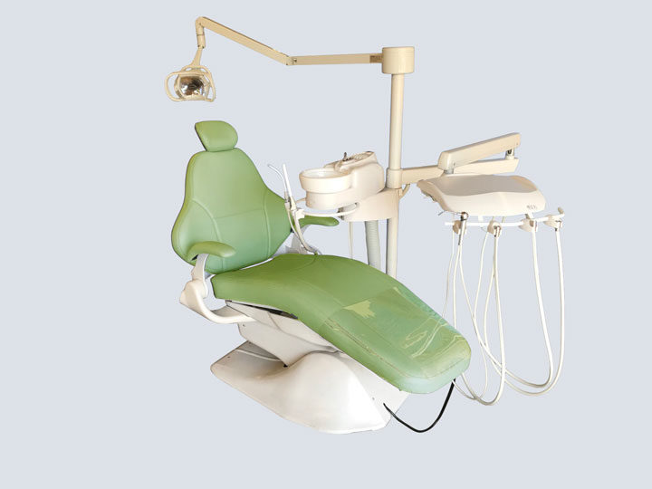 Dental Chair - Sage Green