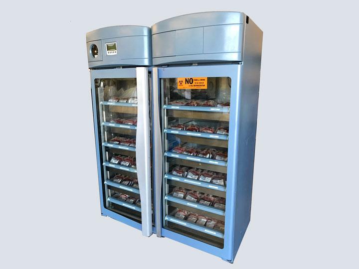 Blood Refrigerator - Double Door