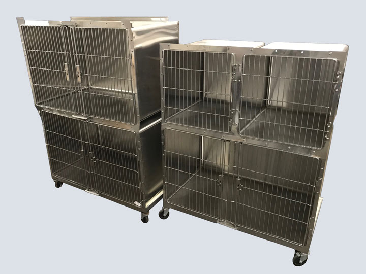 Pet Veterinary Cages