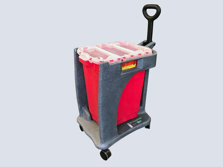 Biohazard-Trolley